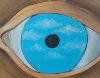 homeschool magritte eye 100